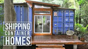 100 Container Homes Design Shipping House Ideas