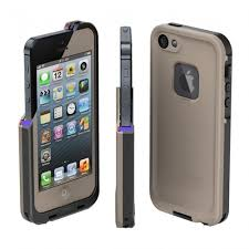 Lifeproof FRE Series Iphone 5 Case Earth Black