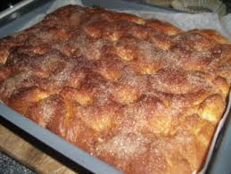 zucker butter kuchen mit zimt