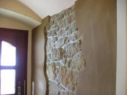 wie restauriere ich eine bruchsteinwand im innenbereich