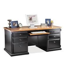 Black Corner Computer Desk With Hutch by Furniture Old Fashioned Black Computer Desk With White Computer
