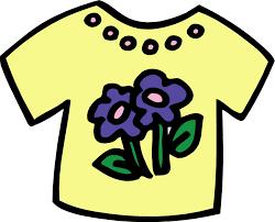 Clothing Clip Art 17049