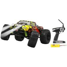 Jamara Tiger Monster Truck Electric Engine 1:10, RC Monster Truck ... Traxxas Xmaxx 16 Rtr Electric Monster Truck Wvxl8s Tsm Red Bigfoot 124 Rc 24ghz Dominator Shredder Scale 4wd Brushless Amazing Hsp 94186 Pro 116 Power Off Road 110 Car Lipo Battery Wltoys A979 24g 118 For High Speed Mtruck 70kmh Car Kits Electric Monster Trucks Remote Control Redcat Trmt10e S Racing Landslide Xte 18 W Dual 4000 Earthquake 8e Reely Core Brushed Xs Model Car Truck