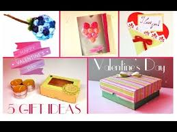 5 DIY Valentines Day Gifts And Room Decor Ideas