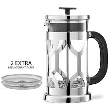 Amazon Com Chefs Star French Press 34oz Coffee Maker Hi Qualty