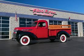 100 1947 Truck GMC 12 Ton Pickup Fast Lane Classic Cars