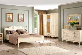 komplett schlafzimmer bett doppelbett kleiderschrank schrank kommode nachttisch