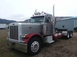 2005 Peterbilt 379 Day Cab Truck For Sale - Missoula, MT | Rainbow ...