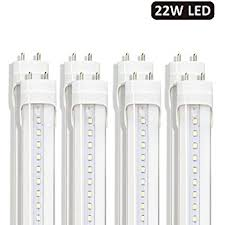 ledwholesalers 4 ft 16 watt t8 t12 led light with