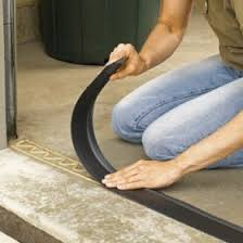 Storm Shield Garage Door Threshold Garage Door Seal