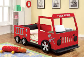 Hokku Designs Fire Engine Twin Car Bed & Reviews | Wayfair Unbelievable Fire Truck Bedding Twin Full Size Decorating Kids Trains Airplanes Trucks Toddler Boy 4pc Bed In A Bag Fire Trucks Sheets Tolequiztriviaco Truck Bedding Twin Mainstays Heroes At Work Set Walmartcom Boys With Slide Bedroom Decorative Cool Bunk Bed Beds 10 Rooms That Make You Want To Be Kid Again Decorations Lovely 48 New