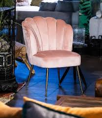 stuhl pippa stühle pinker stuhl bequeme sessel