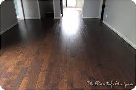hardwood floor install details