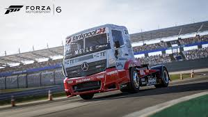 100 Select Truck Awesome 1000 HP Mercedes Race Truck Now Available On Forza 6