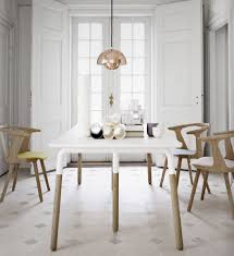 Dining Set Modern Contemporary Fresh Modern Extendable Dining Table