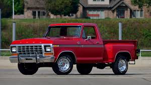 100 Ford Truck 1979 F100 Pickup F127 Chicago 2015