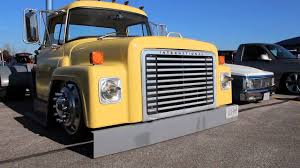 Old International Cabover Trucks