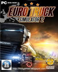 100 Trucking Games For Pc Euro Truck Simulator Full Game PC Download Car Games Pinterest