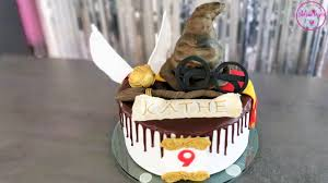 harry potter fondant torte гарри поттер торт cake motivtorte geburtstagstorte birthday cake