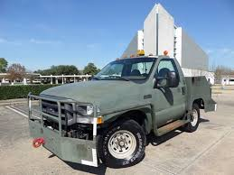 100 Ford 350 Truck 2002 Super Duty F AIRCRAFT PUSHBACK TRACTOR