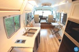 1984 Airstream 310 Motorhome Renovation By HofArc