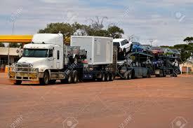 100 Sa Truck Glendambo SA Australia November 12 2017 Usually Called