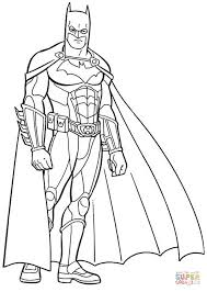 Click The Batman Dark Knight Coloring Pages