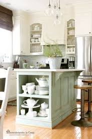 Vintage Farmhouse Kitchen Island Inspirations 6 Image Is Part Of 99 Style Gallery You Can Read And See