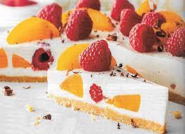 frischkäse kuchen mit früchten backraum24 backrezepte