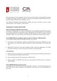 Sample Of Accountant Cv