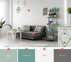 Grey White And Turquoise Living Room by 20 Inviting Living Room Color Schemes Ideas And Inspiration For