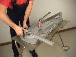 rubi ti s manual tile cutter ti 66 s ti 75 s ti 93 s youtube