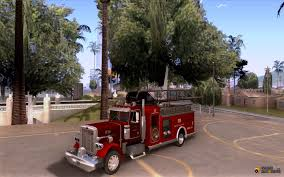 Los Santos Fire And Medical Department Vehicles