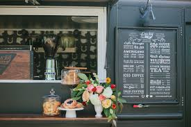 Lucky Lab Coffee Truck Styled Shoot