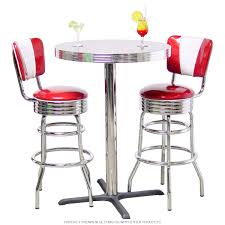 Pub Table V-Back Bar Stool Set | 1950s Kitchen In 2019 | Pub ... Foapcom Malt Shop Diner With Jukebox And Americana Classic Vitra Coffee Table Luckys Classic Burger Stm _ Pretty Tasteless 21 Iconic Nyc Diners Luncheonettes Eater Ny 50s Soda Counter Stools Lit Valance Back Bar 3d 1034 Invicta C Fino Sons Maltas Finest Fniture Kitchens Tables Props Party Accessory 1 Count 2pkg Arihome Vintage Style 37 In Adjustable Height 1950s Chromcraft Dinette Set Goodies 2019 Forzza Flip Folding Desk White Office