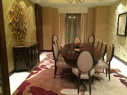 esszimmer royal suite conrad dubai dubai holidaycheck