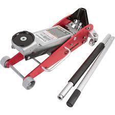 Aluminum Floor Jack 3 Ton by Strongway Automotive Northern Tool Equipment