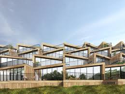 100 Terraced House Design Gallery Of NL Architects STUDYO Affordable Housing