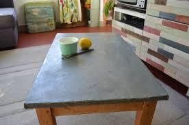 relooker une table de cuisine conseils déco de table zinc deco de table tables de cuisine et