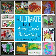Preschool Halloween Books by The Ultimate List Of Eric Carle Activities Eric Carle