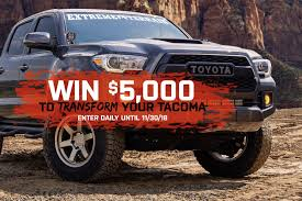 Transform Your Tacoma - $5,000 Parts Giveaway | Truck Camper Adventure Jack Photographer Four Wheel Campers Low Profile Light Weight Inside Goose Gears Custom Tacoma Camper Outside Online Leentu Converts Toyota Into A Comfy Place To Camp Dfw Corral Half Shell Casual Turtle Pop Up 2019 20 Top Car Models Feature Earthcruiser Gzl Truck Recoil Offgrid 2014 Tundra Crewmax Trd With Fwc Raven Package Life On The Road In My House Karsten Delap Announces Popup Adventure