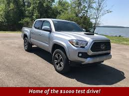 New 2018 Toyota Tacoma TRD Sport Double Cab In Scottsboro #T061511 ... New 2018 Toyota Tacoma Trd Sport Double Cab In Elmhurst Offroad Review Gear Patrol Off Road What You Need To Know Dublin 8089 Preowned Sport 35l V6 4x4 Truck An Apocalypseproof Pickup 5 Bed Ford F150 Svt Raptor Vs Tundra Pro Carstory Blog The 2017 Is Bro We All Need Unveils Signaling Fresh For 2015 Reader