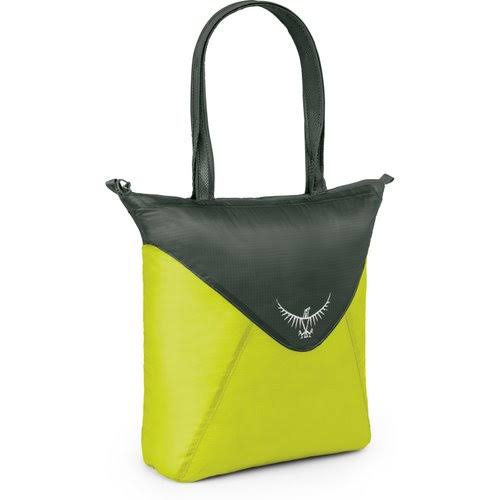 Osprey Ultra Light Stuff Tote Bag - Electric Lime, One Size