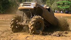 CHEVY MUD TRUCKS OF THE SOUTH GO DEEP!!! - YouTube