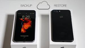 How to Backup Your Old iPhone and Restore to iPhone 7
