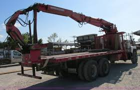 1985 Mack DM685S Drywall Boom Truck | Item F5220 | SOLD! Sep... Peterbilt 386 1985 Mack Dm685s Drywall Boom Truck Item F5220 Sold Sep Stewart Stevenson M1089 Military 6x6 Wrecker Truck Midwest 2010 Rebuild Okosh Mk48 Lvs 8x8 Cargo Used Equipment Mixer Llc M1079 2 12 Ton Lmtv 4x4 Camper 147 Likes Comments Bmy M925a2 5 With Winch M1086 Material Quailty New And Used Trucks Trailers Equipment Parts For Sale M931a2 Semi Fire Brush Trucks Youtube