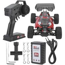 100 Brushless Rc Truck Details About 116 REMO 1655 24G 4WD RC Car Electric Offroad Rally Monster