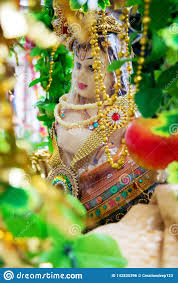 100 Krisana The Hindu God Lord Krishna Stock Photo Image Of