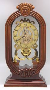 Bulova Table Clocks Wood by 37 Best Clock In Images On Pinterest Clocks Battery Operated