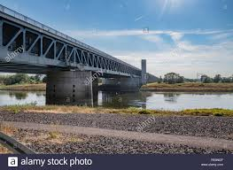 100 Magdeburg Water Bridge Stock Photo 215344095 Alamy